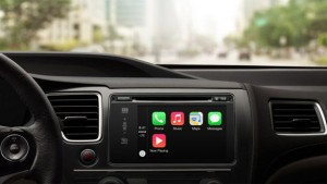 Apple CarPlay pode distrair o motorista