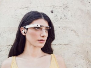 Uso do Google Glass
